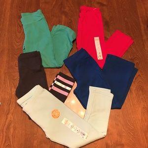 Bundle of Leggings- 5 pairs